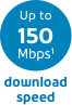 image-150mbps-download-speed-logo